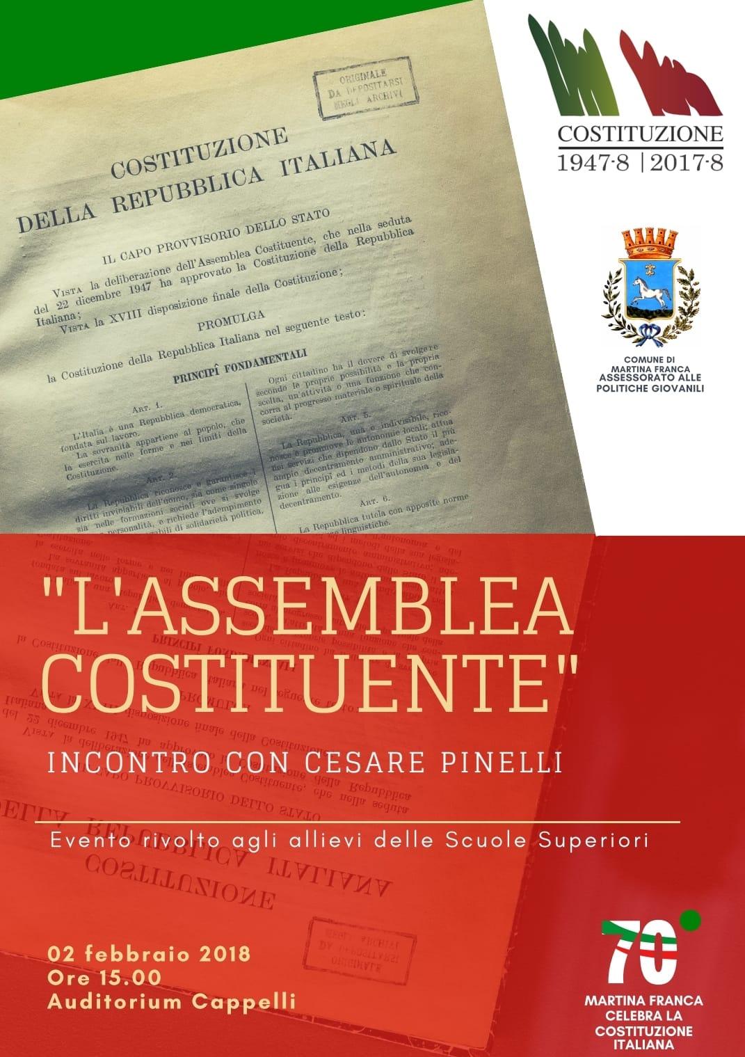 locandina assemblea costituente