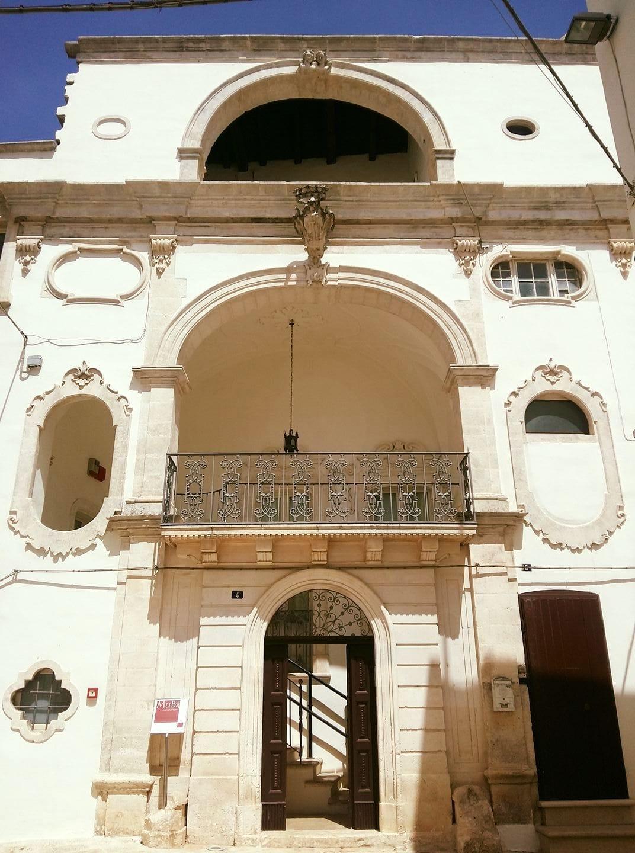 facciata MUBA