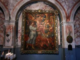 chiesa del monte purgatorio giovanni stefano caram