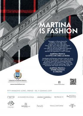 Martina is Fashion Pitti 2019