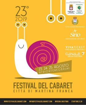 Cabaret 23esima edizione