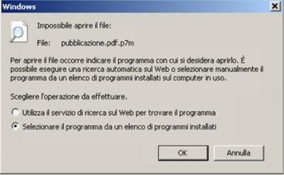Schermata di Windows