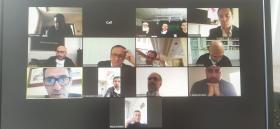 video conferenza 21 marzo